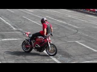 Korzeń | Przejazd półfinałowy World Stunt GP 2012