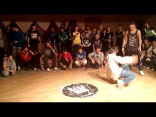 Ynek vs Al 1 round motion One 2012