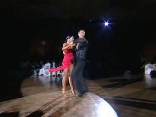 Бальные танцы. Фестиваль мировых суперзвезд (латина)  World Super Stars Dance Festival Latin  2010
