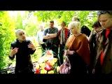 Виктор Раков на открытии памятника актрисе Вере Ивлевой