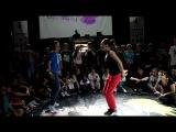 RMT'12 House Dance Beg Ксюша (Aksi) vs Женя Максимова  Final
