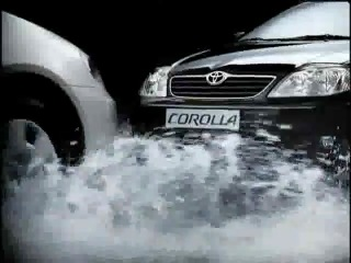 TOYOTA Corolla 2003 - моя девочка)