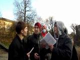Оккупай-педофиляй! #3 (Красная шапочка) г.Калининград