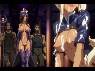 Kuroinu Kedakaki Seijo wa Hakudaku ni Somaru OVA 01