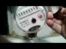 Простая остановка водомера ВСКМ