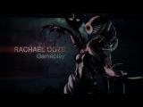 Resident Evil: Revelations HD - Геймплейный трейлер игры, за нового играбельного персонажа: Rachael Ooze в игре.