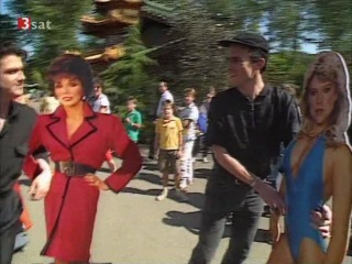 LES McKEOWN - She's A Lady (ZDF-Hitparade 21.07.1988) - песня Дитэра Болена (Dieter Bohlen)