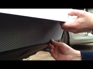 Nissan X-Trail 2011- chrome