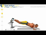 Chest Workout Level 2 ( Тренеровка мышц груди. Уровень 2 )