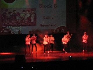 Хиган 2012 AMDS 10 Neverland — Block B — Nalina