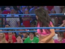 Tara vs. Madison Rayne vs Gail Kim vs. Mickie James - TNA Impact,02.08.2012