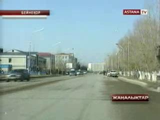 Қызылорда облысында күре жолға 34 тонна күкірт қышқылы төгілді
