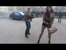 Сьёмки на НТВ продолжаются))))Алёна Пискун