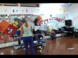 Зеркало наших душ...и сумасшедший самолет...3-х летие танцевальной студии Afro Latin Vibes 01.11.13.