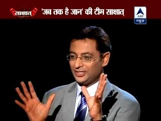 Shah Rukh, Katrina and Anushka exclusively speak to ABP News
