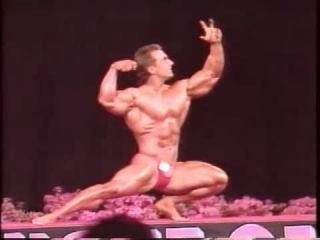 Bodybuilder Shane Dimora