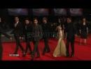Eddie Peng, Yuan Xiaochao, Stephen Fung, Angelababy and Tony Leung Ka Fai at Tai Chi 0 Premiere.8/31/20121