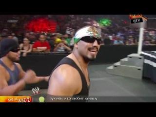 WWE No Way Out 2012 (QTV)