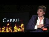 » Carrie: Интервью в пресс-туре #7