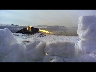 п,печенга мурманская область 2013...артилерия,,,