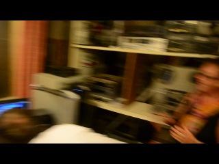 Вилли, Фиона и Изабель, песенка про голубой вагон