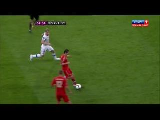 Euro-2012 / Россия - Чехия (2-й тайм) (08.06.2012)