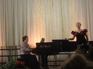 Анастасия Кириллова -Песня Ксении из оперетты