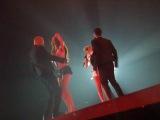 Chim kiss Belfast 14.03.13