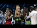 120621 f(x) - Electric Shock 1st WinEncore @ M!Countdown