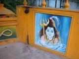 Мантры из храма Шивы в Варкале