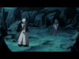 Bleach 239 серия Пробуждение Хёринмару