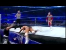 Rey Mysterio and Sin Cara vs The Miz and Cody Rhodes WWE Smackdown 17-8-12