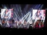 Видео с концерта группы Scorpions-Wind of change (26.10.2013)