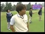 Gaki no Tsukai #437 (18.10.1998) — Golf Competition 2