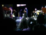 Флешмоб для Zaz (Изабель Жеффруа) на фестивале Zavtra