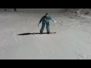 Открытие горнолыжного сезона 2012г.