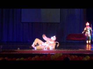 3 Театр Матхура Рамаяна 01 05 2013 С Пб