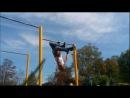 Видео отчёт за 3 месяца занятия стрит воркаутом с нуля =) Владислав Громов.