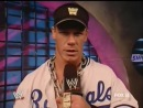 John Cena interview | WWE SmackDown 30/09/2004