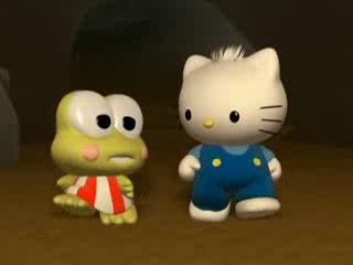 Приключения Hello Kitty и ее друзей. Потеряться и найтись 5 - Закон высоты. Часть 2