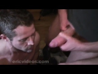 [ericvideos] express draining for thirsty cum eater