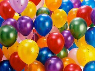 Куме в день рождения