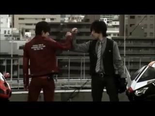 【MAD】仮面 ライダー DCD WOOO-Only My Railgun