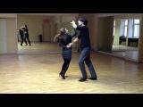 Дмитрий Юдин - Artem Nekrasov studio (Salsa)