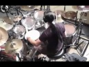 Tim Yeung Recording Blades for Baals - Morbid Angel - Illud Divinum Insanus 2011.flv