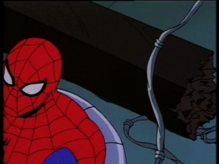 Spider-Man S1x06 Doctor Octopus: Armed and Dangerous
