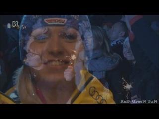 Магдалена Нойнер-последний сезон в биатлоне!