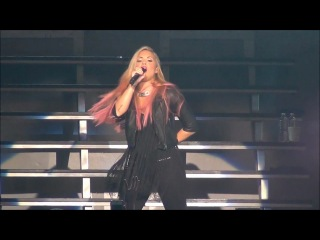 Demi Lovato 'All Night Long' (2012 Summer Tour) (Live from Boston, MA on 7.5.12)