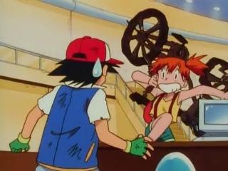 Покемон 1 сезон - 2 серия / Pokémon: Indigo League 2 (1 season)