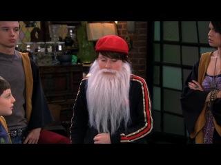 Волшебники из Вейверли Плейс 4 сезон 11 серия